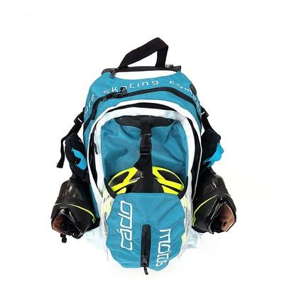 Cádo Motus Backpack Airflow blue2