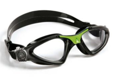 Aqua Sphere Kayenne clear lens black/green