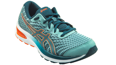 Asics Cumulus 22 GS Light Steel/Magnetic Blue [kids]