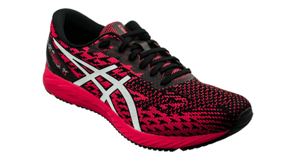 Asics DS Trainer 25 Fiery Red/White
