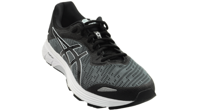 Asics Fortitude 9 black/carrier grey [2E-WIDE]