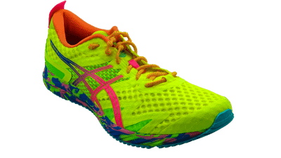 Asics Gel-Noosa Tri 12 Safety Yellow/Hot Pink