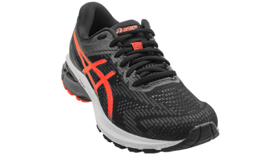 Asics GT-2000 8 black/sunrise red