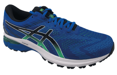 Asics GT-2000 8 electric blue/black