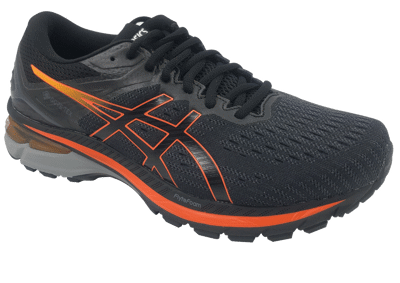 Asics GT-2000 9 GTX Black/Mariagold Orange