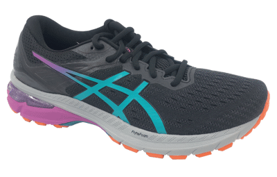 Asics GT-2000 9 Trail Black/Baltic Jewel