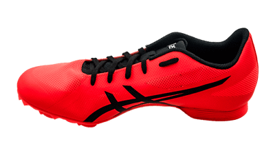 Asics Hyper MD 7 sunrise red/black [unisex]