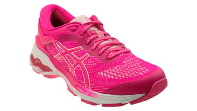 Asics Kayano 26 pink glo/cotton candy
