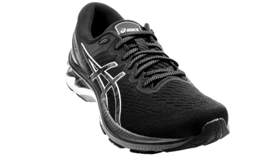 Asics Kayano 27 Black/Pure Silver