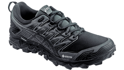 Asics Men's FujiTrabuco 7 GTX black/dark grey