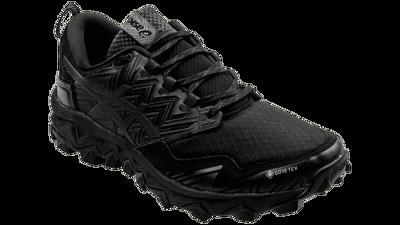 Asics Men's FujiTrabuco 8 GTX black/black