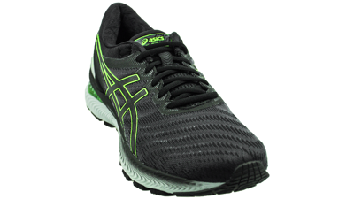 Asics Nimbus 22 carrier grey/lime zest
