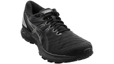 Asics Nimbus 22 safety black/black