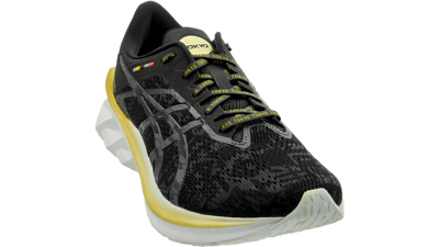 Asics Novablast Black/Graphite Grey [men]