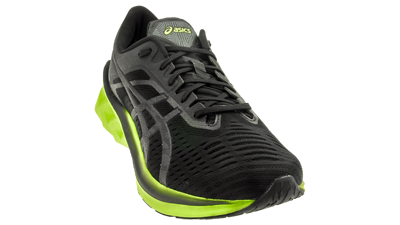 Asics Novablast black/lime zest [men]