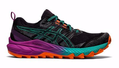 Asics Trabuco 9 Black/Baltic Jewel