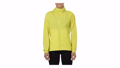 Asics Waterproof jacket Sulphur Spring Women