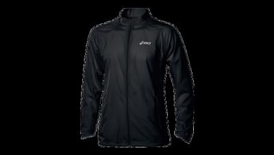 Asics Woven jacket 110411 heren zwart