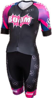 Atom Boom inline suit lila/pink