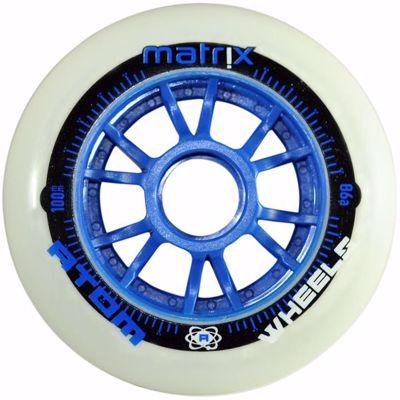 Atom Matrix 100mm Blue