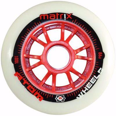 Atom Matrix 100mm Red