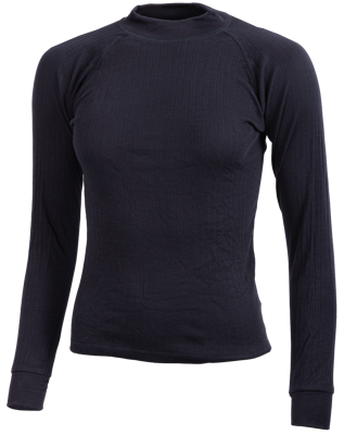 Avento Thermoshirt  Junior (lange mouw) 0719-NAVY