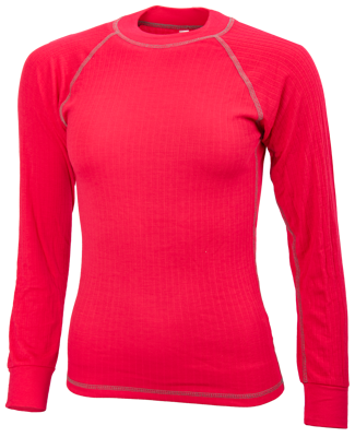 Avento Thermo Shirt Junior Manche longue 719 PINK