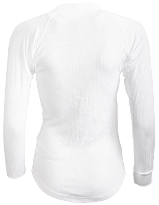 Avento Thermoshirt  Junior (lange mouw) 719 WIT