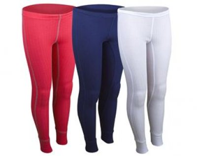 Avento Thermal Pants Junior red