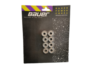 Bauer abec 1 roulements 8 pack