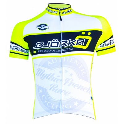 Bjorka bike shirt Mythic French Race