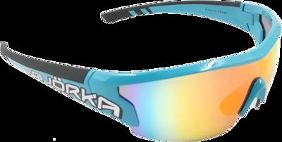 Bjorka FLASH zonnebril Blauw