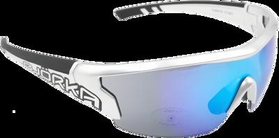 Bjorka FLASH zonnebril Zilver