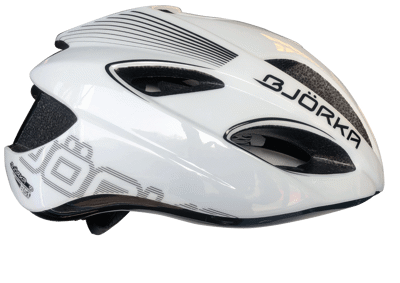 Bjorka HC51 White CYCLING HELMET