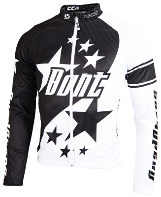 Bont black white bike/skate Jack