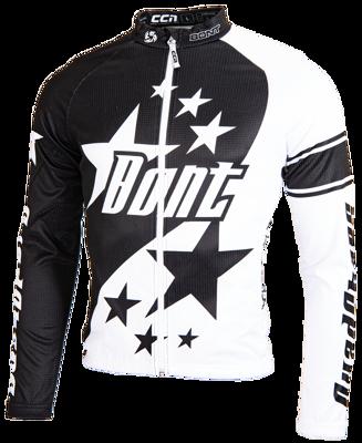 Bont CCN zwart-wit fiets/skeeler Jack