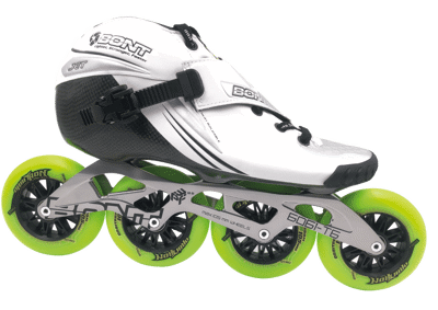 Bont Jet 2011 Blanc 3 point 4x100mm