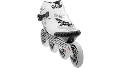 Bont Jet 2011 White 3 point 4x100mm