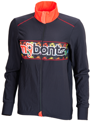 Bont my bonts skate thermo jack design