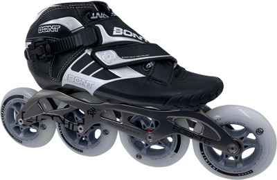 Bont Z with 4x100mm 3 point low