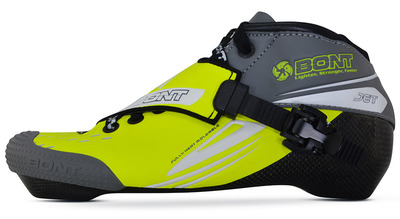 Bont Jet 2011 Fluo Yellow/Grey