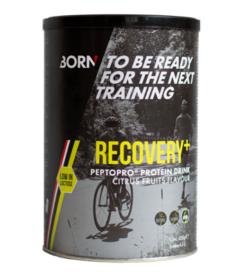 Born Peptopro protein RECOVERY+ bus 450 gram