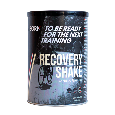 Born Recovery Shake vanille