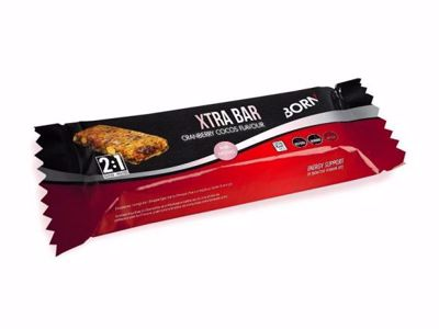 Born Xtra Bar Cranberry Cocos Flavour