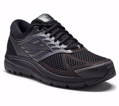 Brooks Addiction 13 black/ebony [medium breedte]