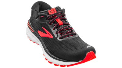 Brooks Adrenaline GTS 20 Black/Coral/White