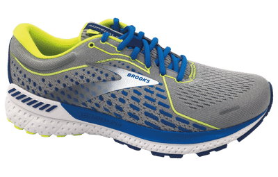 Brooks Adrenaline GTS 21 Grey/White/Indigo