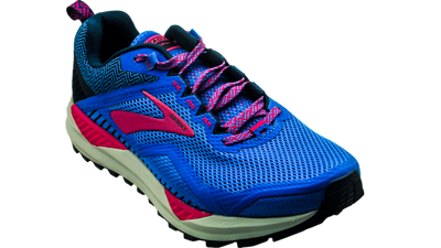 Brooks Cascadia 14 black/blue/nightlife
