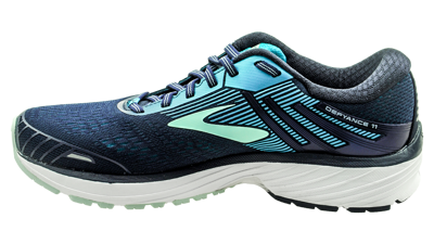 Brooks Defyance 11  navy/teal/white - (2A NARROW)
