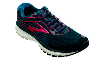 Brooks Ghost 12 Majolica/Blue/Beetroot